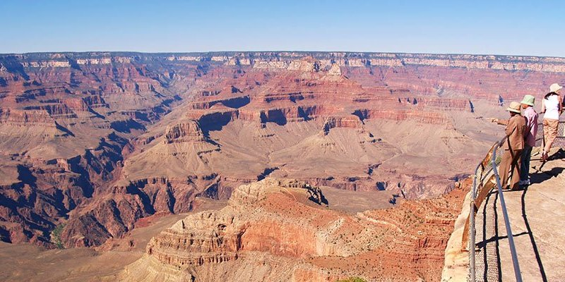 Grand Canyon South Rim Bus Tour