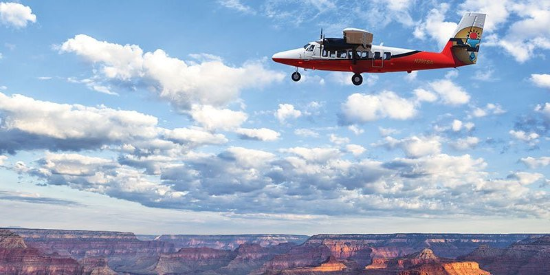 South Rim Airplane Tour